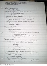 World of the 21st Century Notes