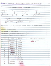 Chapter 3 Organic Chemistry