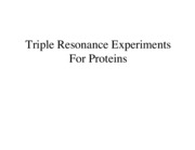 triple-resonance
