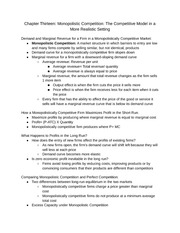 Chapter 13 Notes