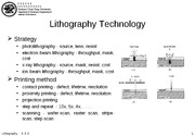 F-Lithography