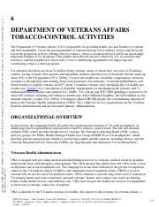 31pages combating tobacco use in military and veteran populations
