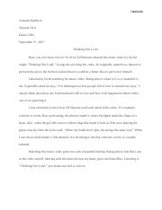Dance Crititcal thinking paper 22.docx