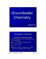 151.%20Groundwater%20Chemistry