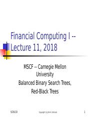 FC I Lecture 11 -- 2018.pptx