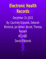 Electronic Health Records (1).pptx