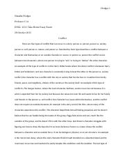 Take-Home Essay Exam Comp 1
