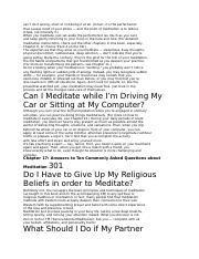 meditation persuasive speech Gain confidence and give a speech calmly after practicing this guided imagery exercise for public speaking.