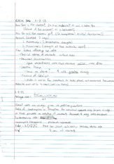CHEM 106 Class Notes Linford Winter 2013