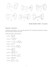 Exercises-Functions-1