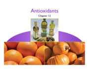 Topic 3-Antioxidants slides