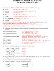 CHEMISTRY 171 F16 HW #7 Answer Key.pdf