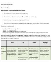Discussion One Rubric.docx