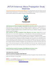 JNTUH Principles Electrical Engineering Study Materials pdf - JNTUH