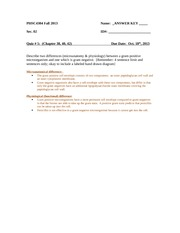 PHSC4340Quiz#5Fall2013-Sec 02-AnswerKey