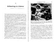 Johnson 1999_Archaeology as Science