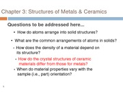 Chapter 3-Crystal structures-ceramics