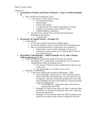 Exam 3 Study Guide (1) IT