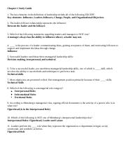MGMT 478 Ch 1 Study Guide.docx
