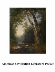 American_Civilization_Literature_Packet__2nd_Edition_-_Various_Authors copy