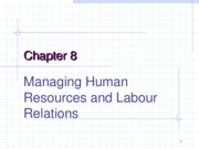 Lecture 8  Human Resources Management