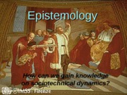 Epistemology Revised
