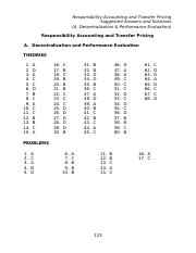 07 Responsibility Accounting A ans