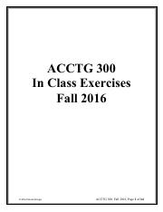 ACCTG 300 Fall 2016 In class questions.pdf