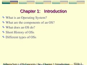 CS 103 - Chapter 1 (Introduction)