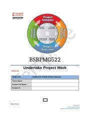 BSBPMG522  - Project.docx