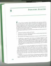 Besanko Industry Analysis.pdf