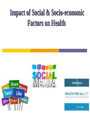 Social Media -Socioeconomic factors- Spring 2014(1).ppt