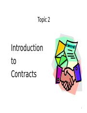 Introduction to Contracts.pptx