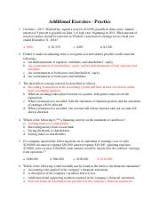 Additional Exercises - Practice - Solutions.pdf