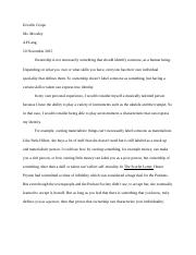 abigail adams essay crispe ericelle crispe ms moseley ap lang  2 pages ownership essay