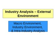 Lecture 2_Industry Analysis_Post