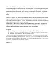 Ch.20-Breach of Contract-Notes.docx