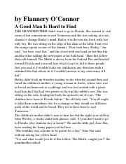 good man is hard to find.docx