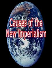 NF - Imperialism - Causes (1).ppt