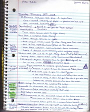 Essentials of Corporate Finance, 7th Ed - Ch 1 & 2 Notes