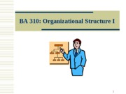 1 Structure