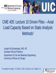 CME 405 Lecturer 10 Static Analysis of Driven Piles 20161129 1059am.pptx
