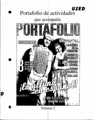 Portafolio Workbook Chapter 8-11