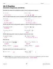 10_3_practice_ans_key pdf - NAME DATE PERIOD 10-3 Practice