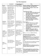 Care Plan Assignment Template (3).docx
