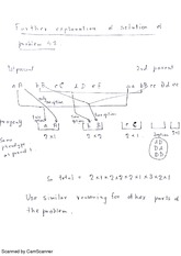 More explanation for problem 42 of Final 1