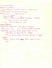 PSC 226 Notes 6