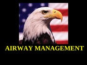 Airway Management Tactical