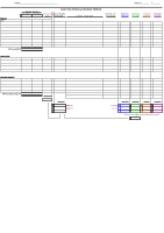 11 12 blank cash flow worksheet name section cash flow worksheet