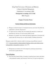 2-Lecture_Notes_Chapter5-Decision_Making_and_Relevant_Information